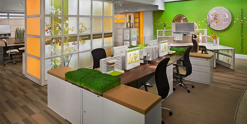 With Vision And Skill, Our Professional Teams Will Bring Your Office  Concepts To Life!